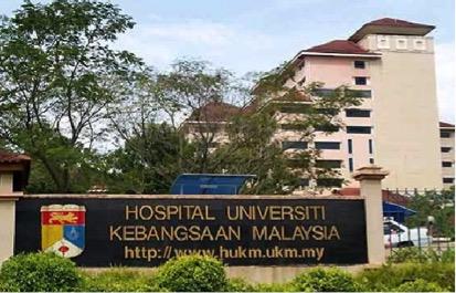 Hospital Universiti Kebangsaan Malaysia — 450 bays