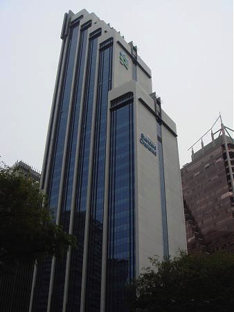 Menara Standard Chartered – 348 bays
