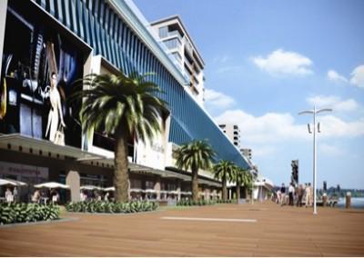 Oceanus Mall, Sabah — 800 bays