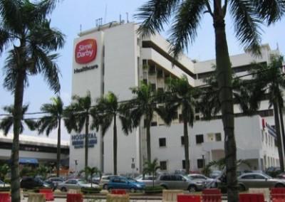 Subang Jaya Medical Centre — 480 bays